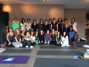 Yoga im athayoga in Zürich
