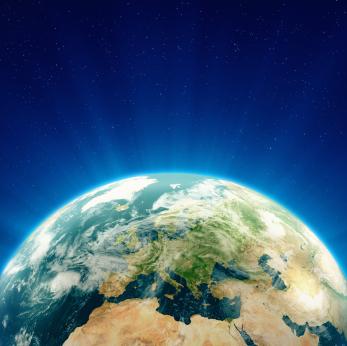 Schöpfung Der Erde